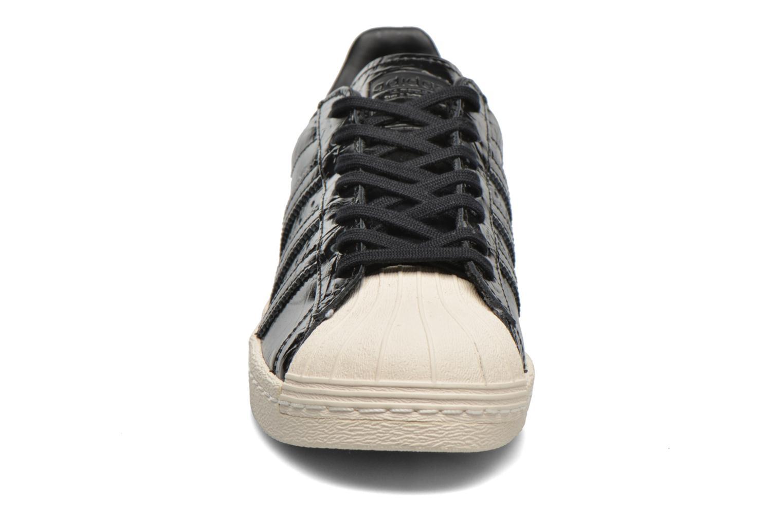 Sneakers Adidas Originals Superstar 80S W Sort se skoene på