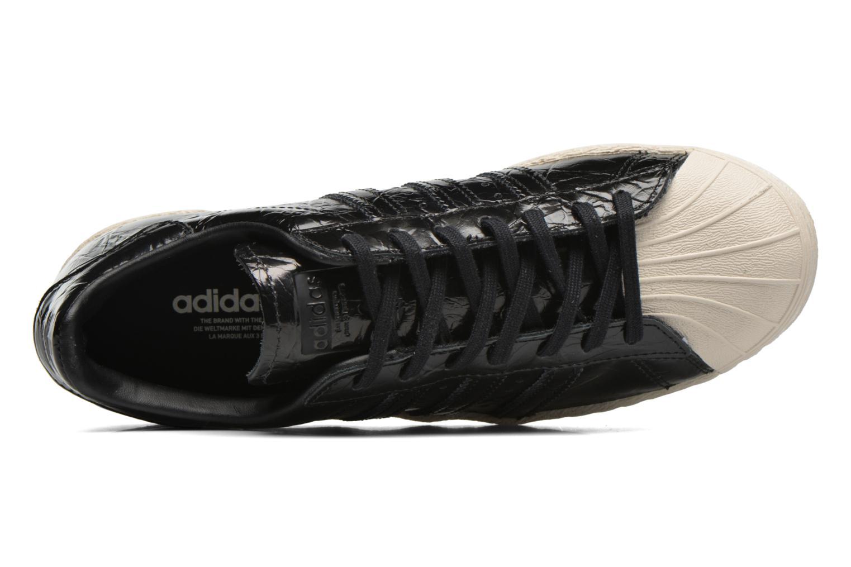 Sneakers Adidas Originals Superstar 80S W Sort se fra venstre