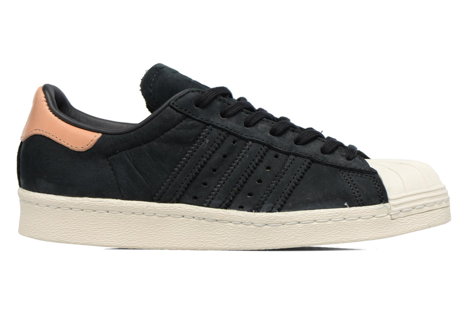 Sneakers Adidas Originals Superstar 80S W Zwart achterkant