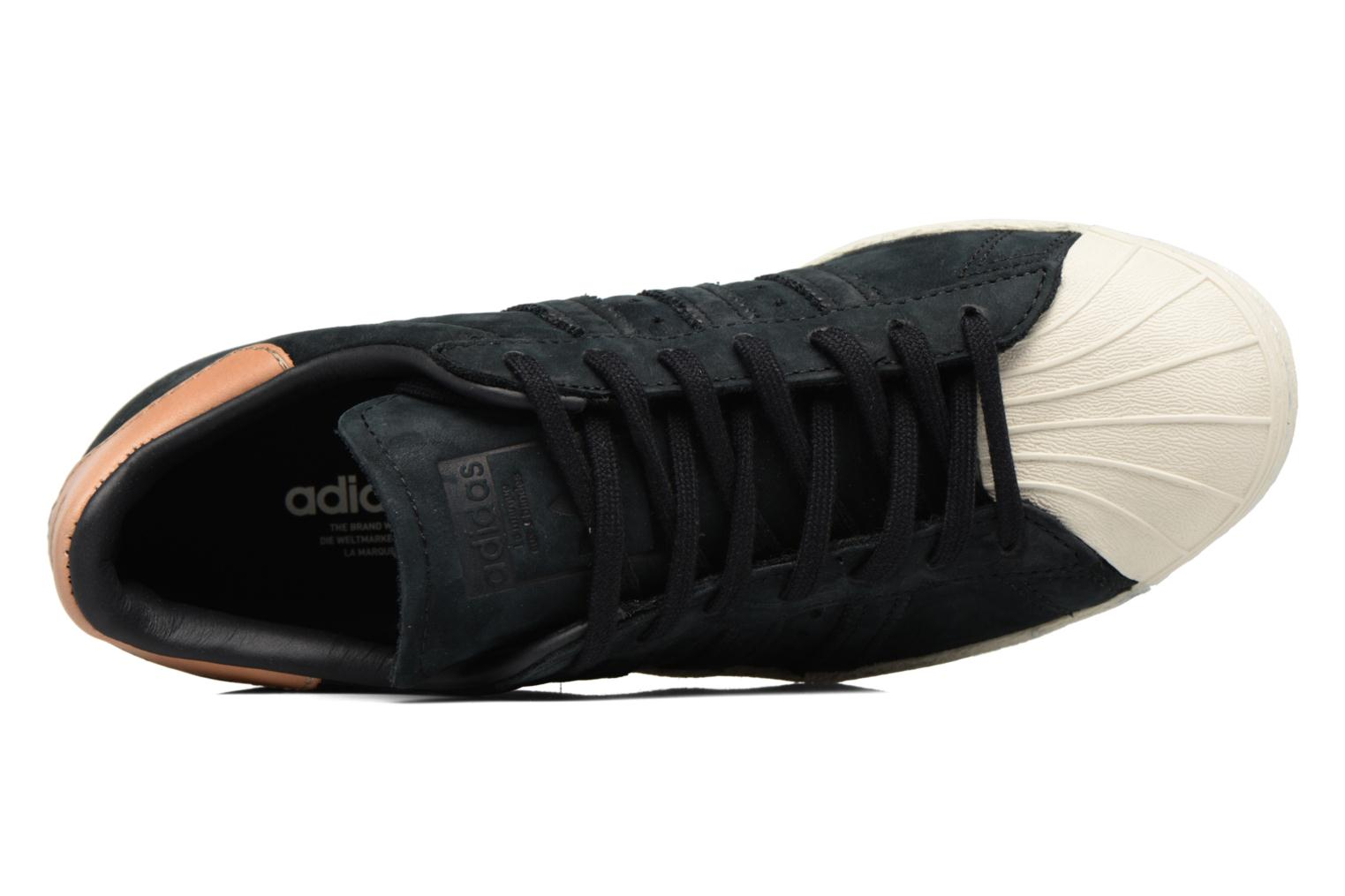 Sneakers Adidas Originals Superstar 80S W Zwart links