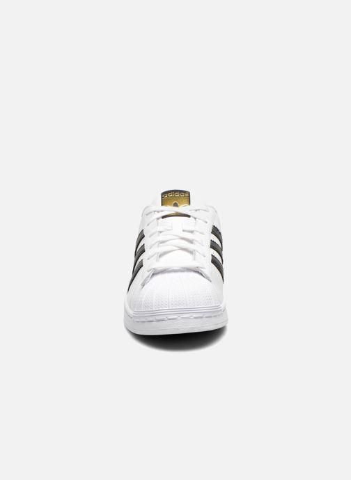 Sneakers adidas originals Superstar W Wit model