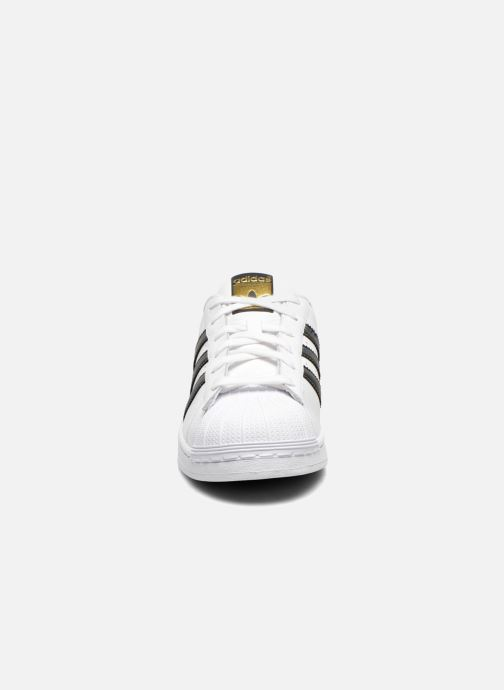 Sneakers adidas originals Superstar W Hvid se skoene på