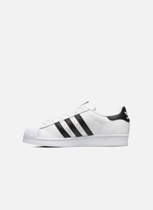 Sneakers adidas originals Superstar W Wit voorkant