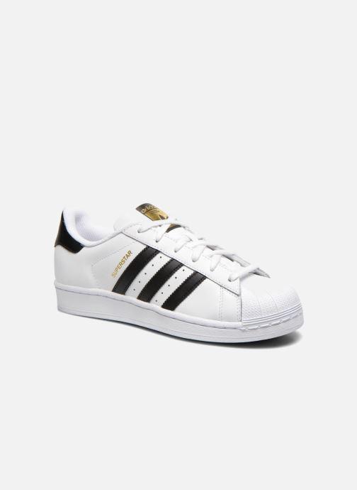 Sneakers adidas originals Superstar W Wit detail