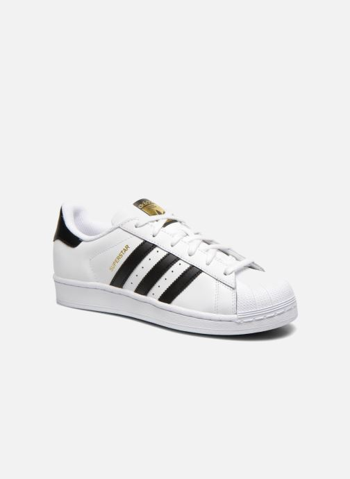 f0ea1b61795 adidas originals Superstar W (Blanc) - Baskets chez Sarenza (231032)