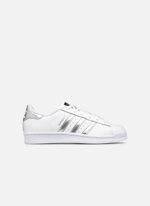 Trainers adidas originals Superstar W White back view