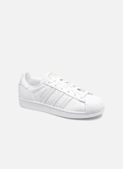 sale retailer 237a6 b08dc Deportivas Adidas Originals Superstar W Blanco vista de detalle   par