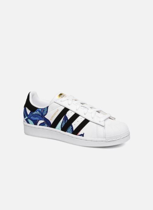 adidas originals Superstar W (Wit) Sneakers chez Sarenza