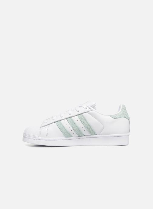 Green Adidas ash silver Ftwr Superstar Originals S18 W Met White HqrHwY