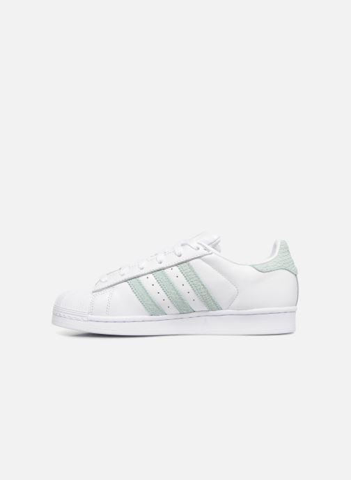 Green Adidas silver Superstar Ftwr MetBaskets S18 W ash Originals White Jc1lFTK