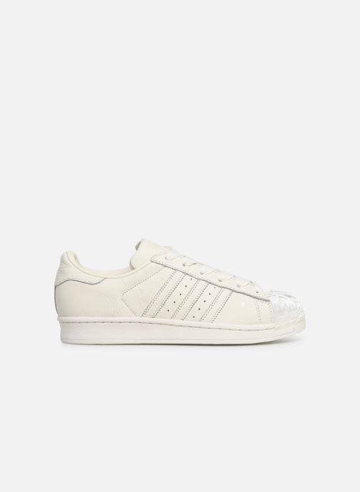 Chaussure Femme Grande Remise adidas originals Superstar W Blanc Baskets 354488