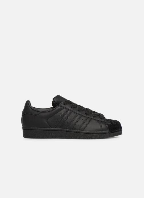 Sneakers adidas originals Superstar W Zwart achterkant