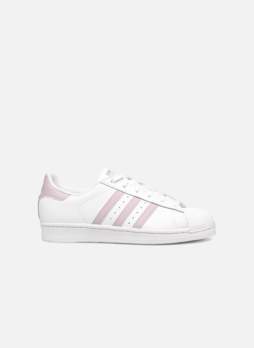 Trainers adidas originals Superstar W White back view