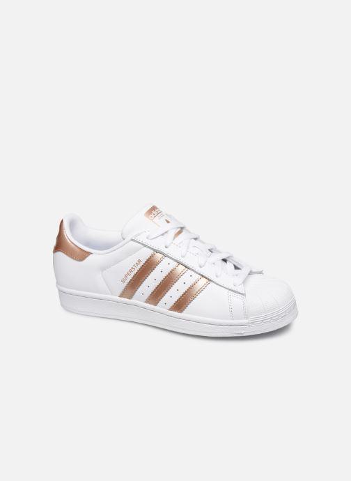 Adidas originals Superstar W (weiß) -Gutes Preis-Leistungs-Verhältnis, es lohnt sich