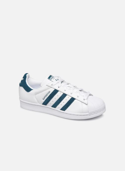 adidas originals Superstar W (Bianco) Sneakers chez
