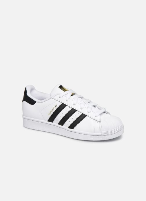 Superstar Slip On W Cblackcblackftwwht