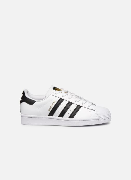Sneakers adidas originals Superstar W Bianco immagine posteriore