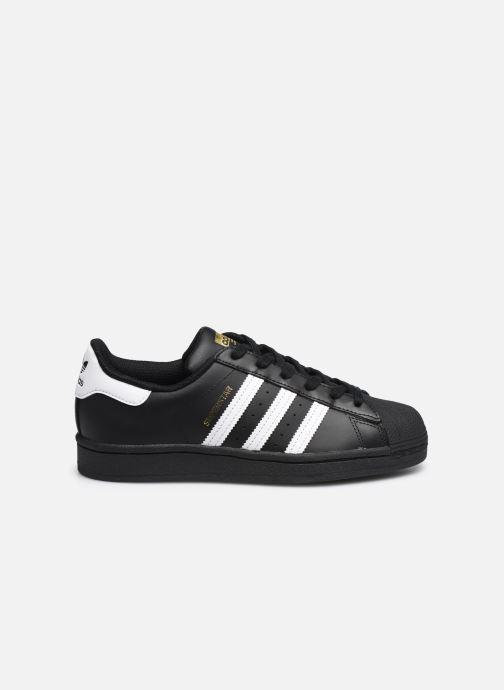 Sneakers adidas originals Superstar W Nero immagine posteriore