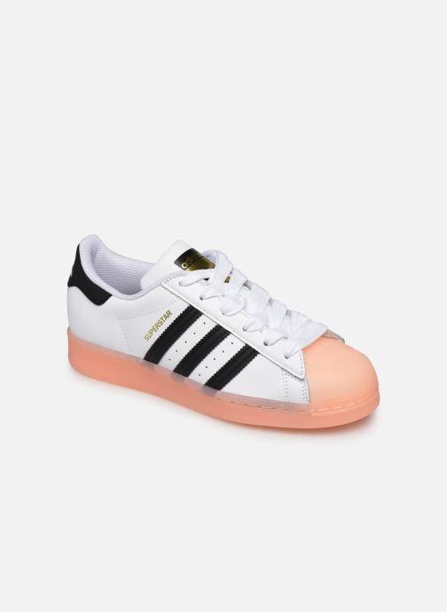Sneaker adidas originals Superstar W weiß detaillierte ansicht/modell