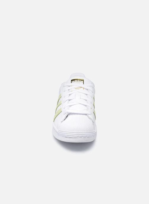 Sneakers adidas originals Superstar W Hvid se skoene på