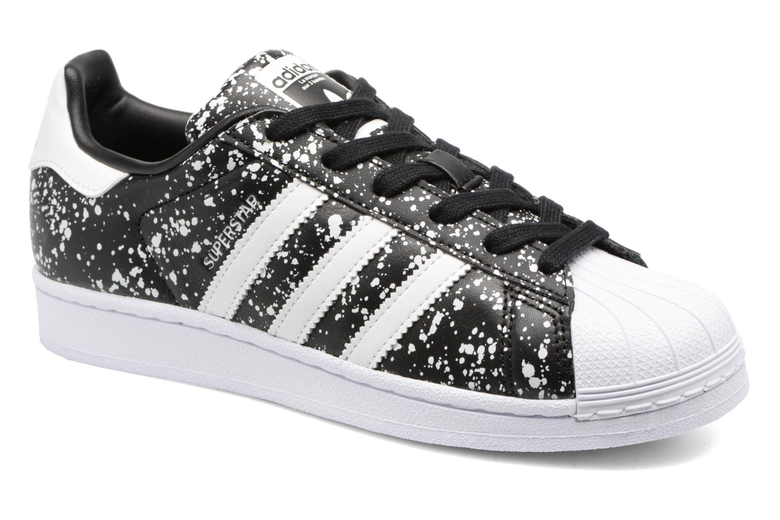 adidas superstar w nere