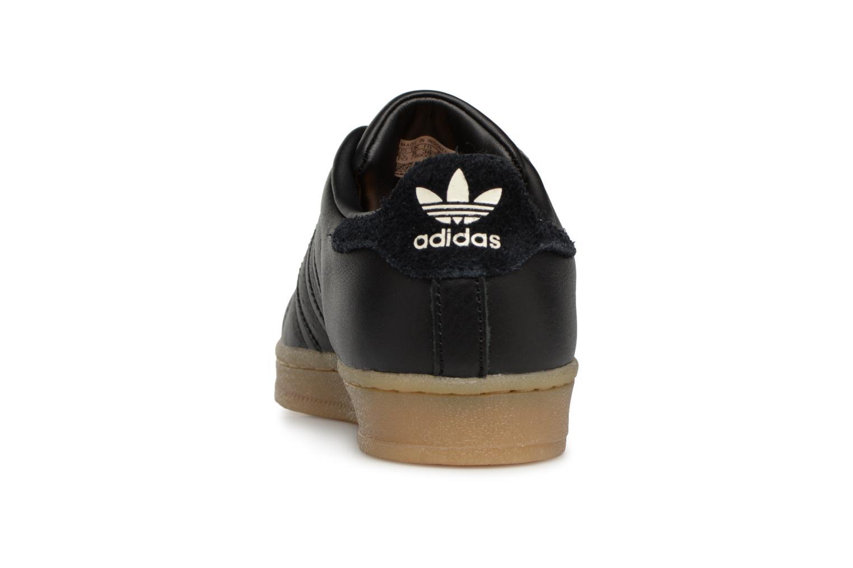 Sneakers Adidas Originals Superstar W Nero immagine destra