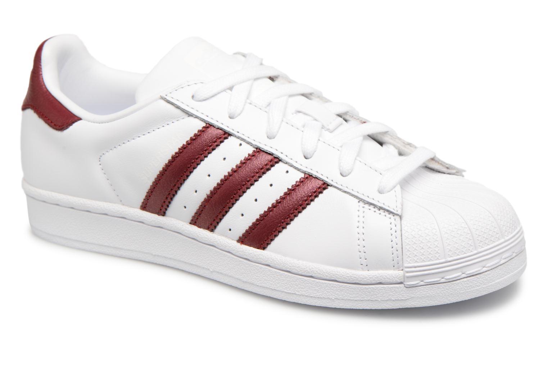 Sneakers Adidas Originals Superstar W Bordò vedi dettaglio/paio