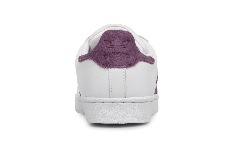 Adidas - Originals Superstar W (Blanco) - Adidas Deportivas en Más cómodo Zapatos de mujer baratos zapatos de mujer 035856