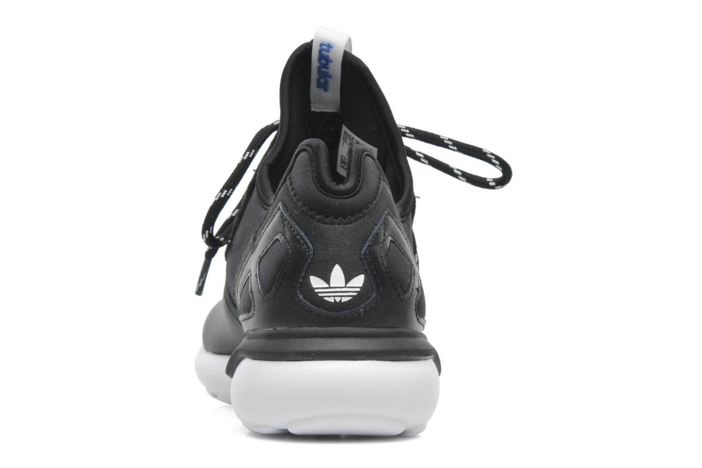 Sneaker Adidas Originals Tubular Runner schwarz ansicht von rechts