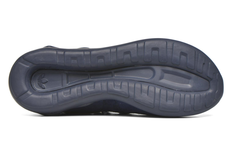 Sneakers Adidas Originals Tubular Runner Blauw boven
