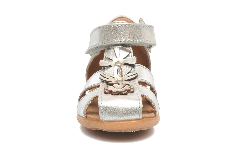 Sandali e scarpe aperte Bisgaard Kirsten Argento modello indossato