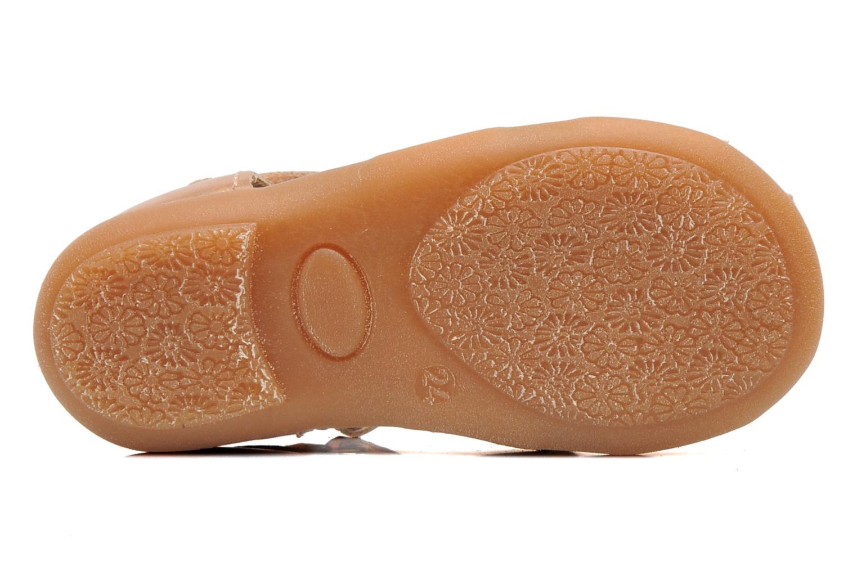 Sandales et nu-pieds Bisgaard Kirsten Rose vue haut