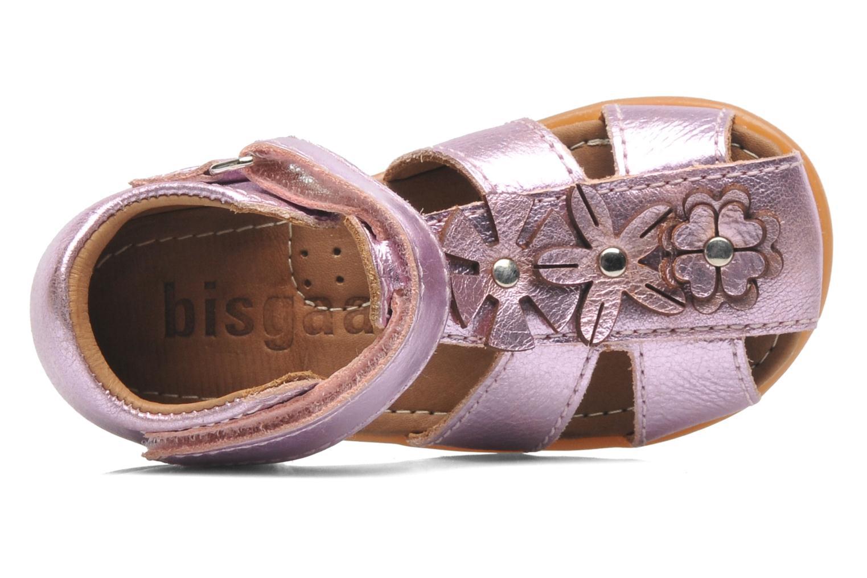 Sandali e scarpe aperte Bisgaard Kirsten Rosa immagine sinistra