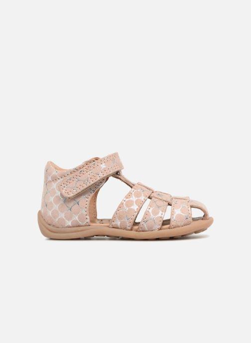 Sandales et nu-pieds Bisgaard Carly Rose vue derrière