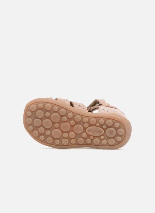 Sandales et nu-pieds Bisgaard Carly Rose vue haut