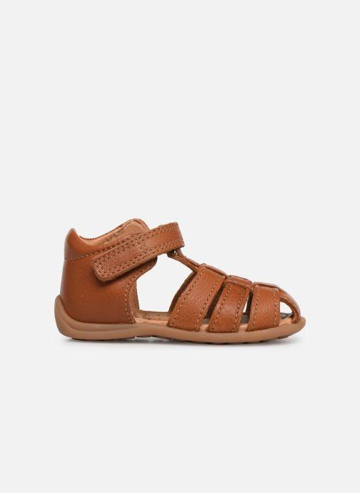 Sandali e scarpe aperte Bisgaard Carly Marrone immagine posteriore