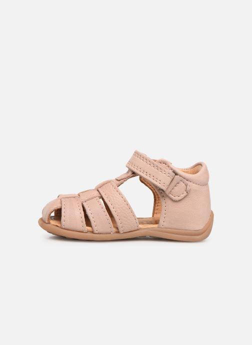 Sandali e scarpe aperte Bisgaard Carly Rosa immagine frontale