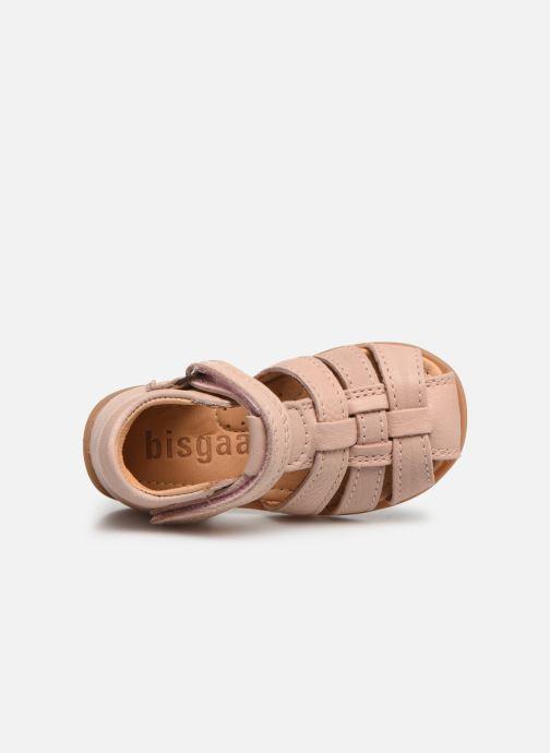 Sandali e scarpe aperte Bisgaard Carly Rosa immagine sinistra