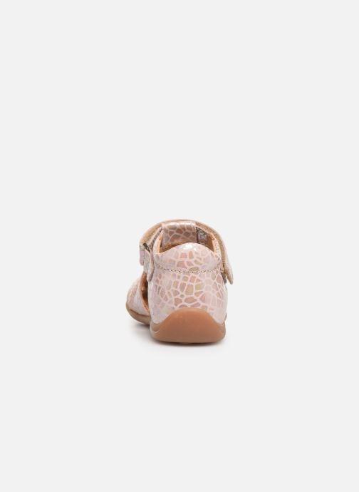 Sandali e scarpe aperte Bisgaard Birthe Rosa immagine destra