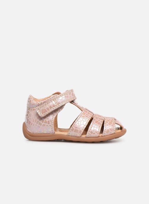 Sandali e scarpe aperte Bisgaard Carly Rosa immagine posteriore