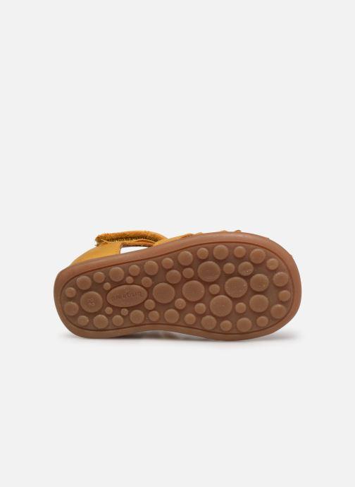 Sandali e scarpe aperte Bisgaard Carly Rosa immagine dall'alto