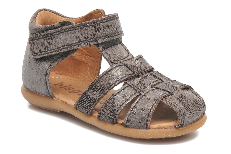 Sandales et nu-pieds Bisgaard Birthe Gris vue détail/paire