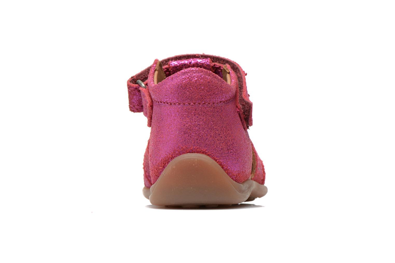 Sandales et nu-pieds Bisgaard Birthe Rose vue droite