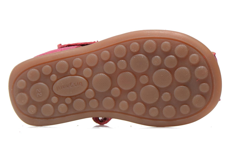 Sandales et nu-pieds Bisgaard Birthe Rose vue haut