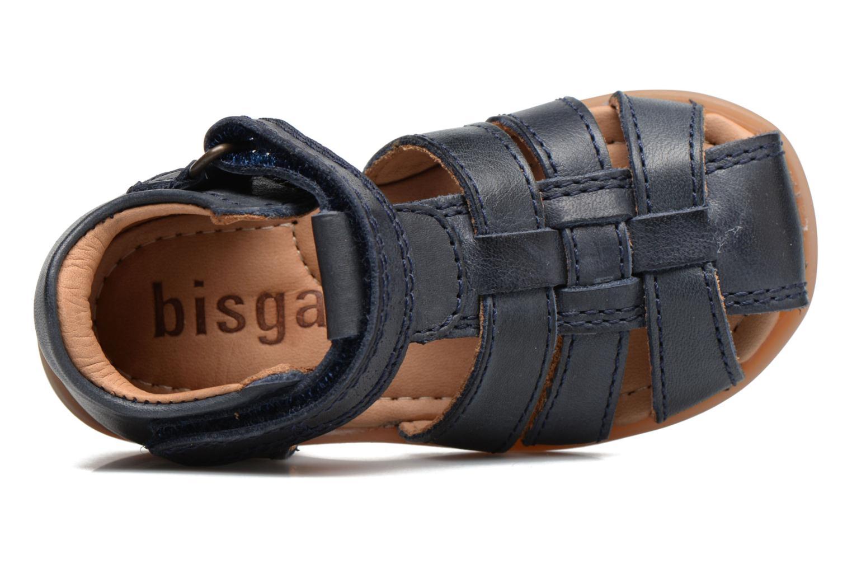 Sandales et nu-pieds Bisgaard Birthe Bleu vue gauche
