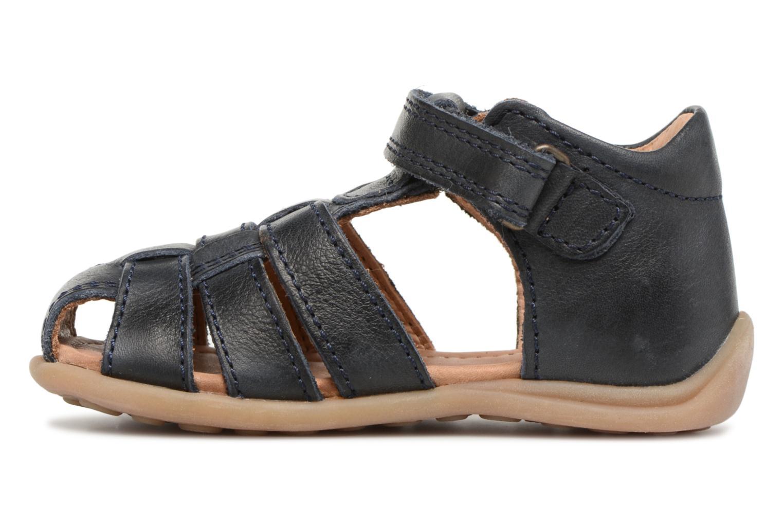 Sandales et nu-pieds Bisgaard Birthe Bleu vue face