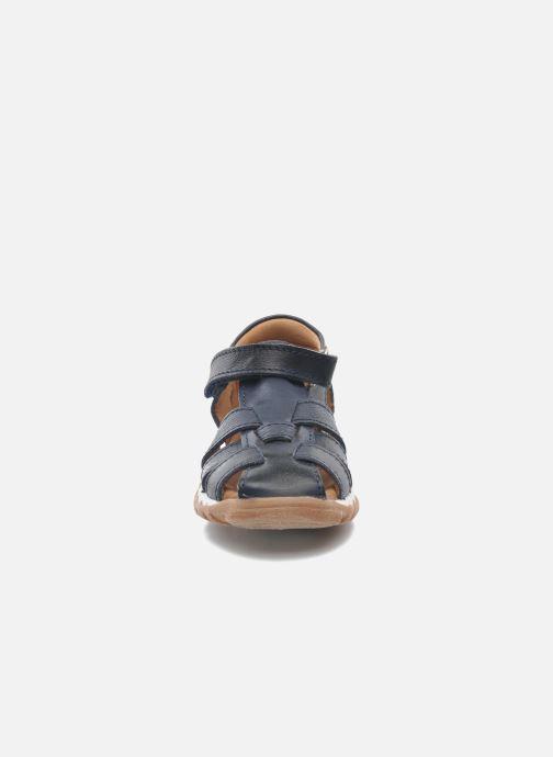 Sandaler Bisgaard Karen Blå bild av skorna på