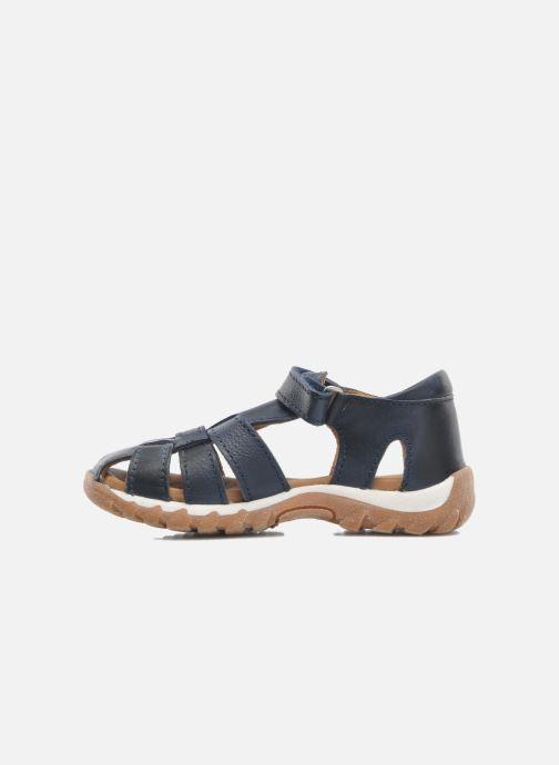 Sandali e scarpe aperte Bisgaard Karen Azzurro immagine frontale