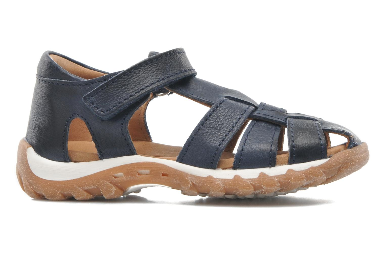 Sandales et nu-pieds Bisgaard Karen Bleu vue derrière