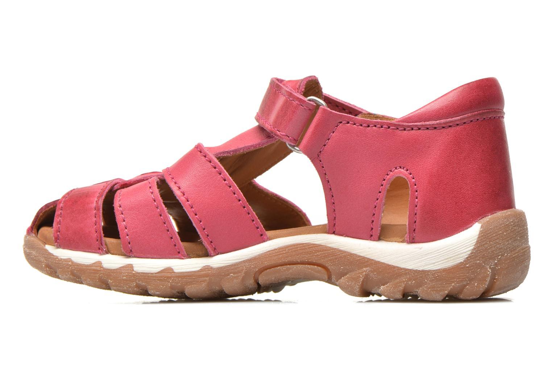 Sandales et nu-pieds Bisgaard Karen Rose vue face